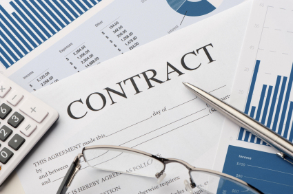 Contract Document With Complete Representations Clause